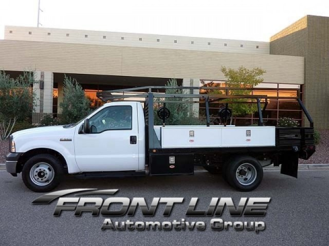 05 Ford F350 Super Duty Dually 12 FT Custom Bed 48K Miles AZ 1 Owner F 350