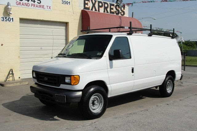 2006 Ford Econoline Cargo Van E-350 THE BEST IN TOWN IN HOUSE FINANCING
