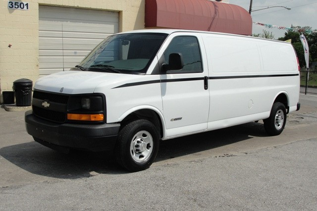 2006 Chevrolet Express Cargo Van EXTENDED G2500 IN HOUSE FINANCING