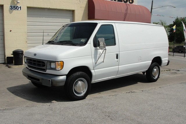 2001 Ford Econoline Cargo Van E-250 LOW DOWN IN HOUSE FINANCING