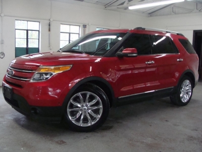 2012 Ford Explorer Limited $1K DWN @ $343 MOS