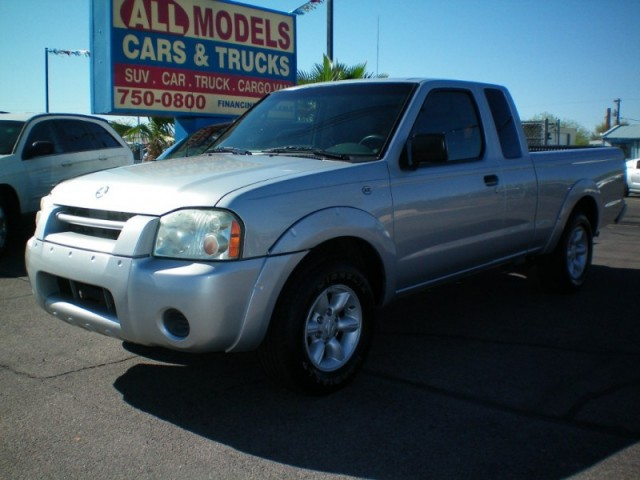 2002 Nissan Frontier King Cab XE Short Bed ++++ Financing Available++++