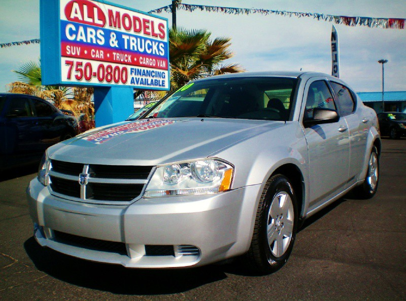 2010 Dodge Avenger 4dr Sdn SXT This Dodge Avenger is really one of the kind Great gas milage it
