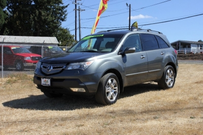 2007 Acura MDX 4WD 4dr Technology Pkg