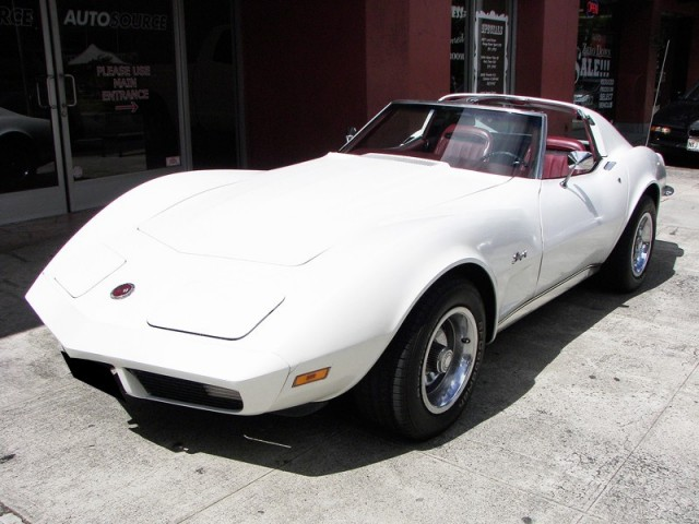 1973 Chevrolet Corvette Stingray T-Top